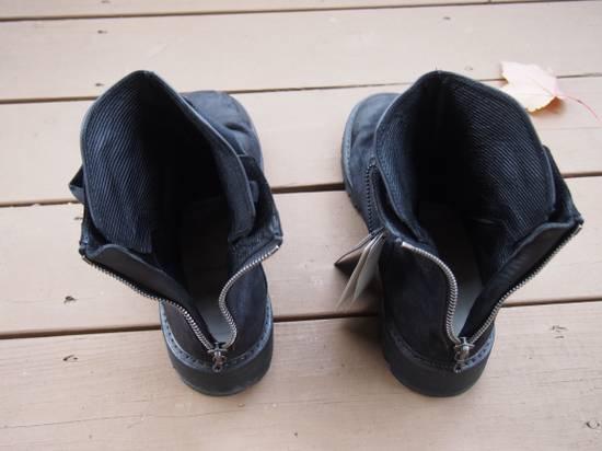 Julius Nubuck Combat boot size 4 Size US 13 / EU 46 - 3