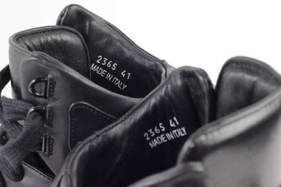 Givenchy Givenchy Black Leather High Tops Size 41 Size US 8 / EU 41 - 11