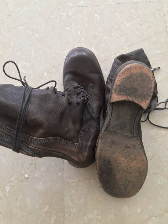 Julius Combat Boots Size US 7.5 / EU 40-41 - 3