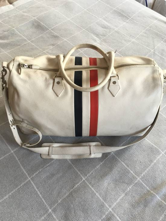 Thom Browne Thom Browne Brooks Brothers Black Fleece Duffle Bag Size ONE SIZE