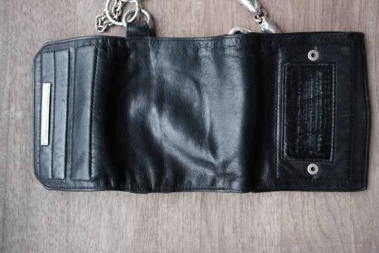 Julius black leather 3 fold wallet Size ONE SIZE - 1