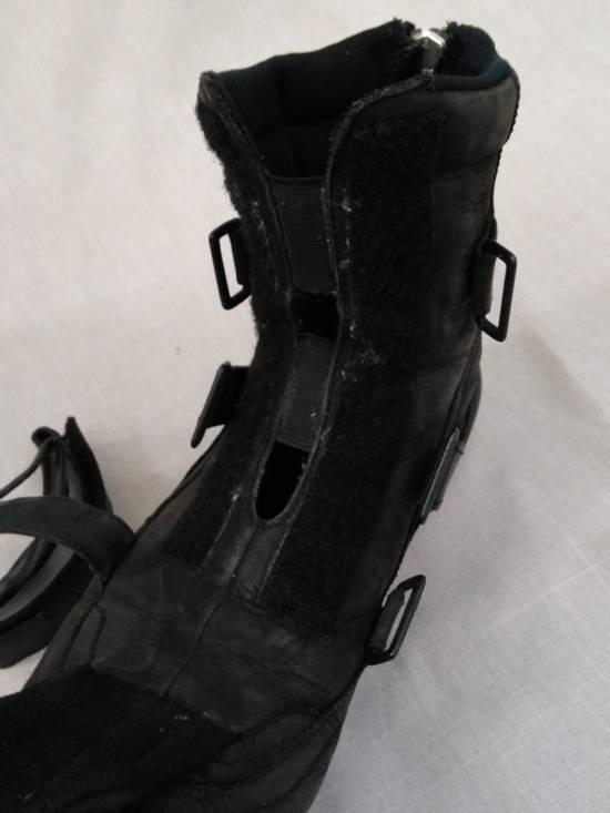 Julius Backzip Velcro Strap Leather Boots f/w11 Halo Size US 9 / EU 42 - 7