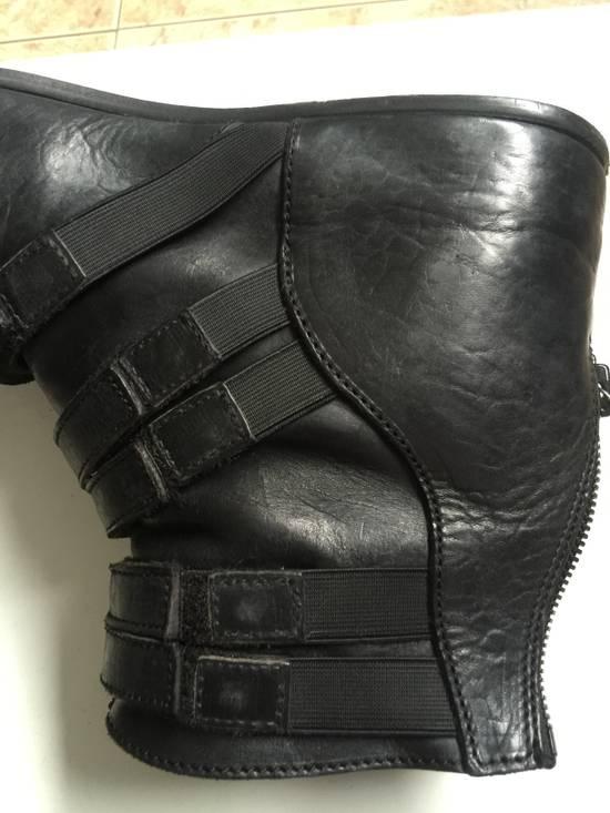 Julius AW 13 platform boots with straps Size US 10 / EU 43 - 7