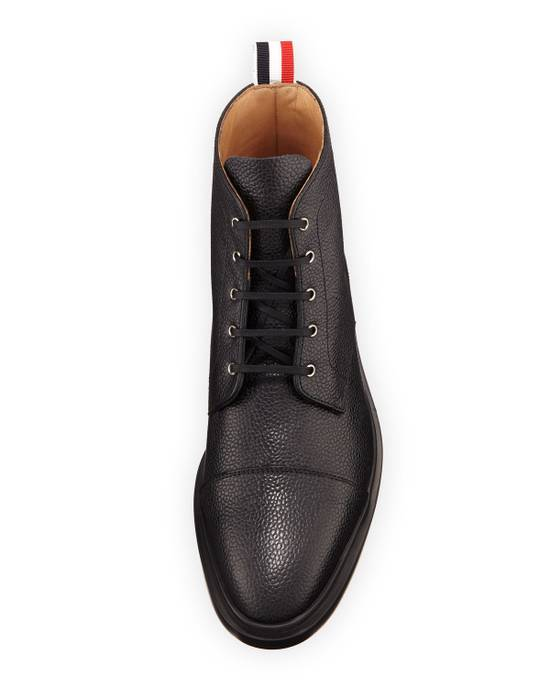 Thom Browne Pebble Grain Cropped Derby - New Size US 8 / EU 41 - 1