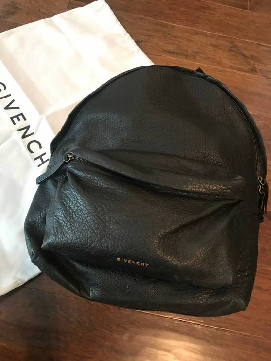 Givenchy Givenchy Leather Backpack Size ONE SIZE