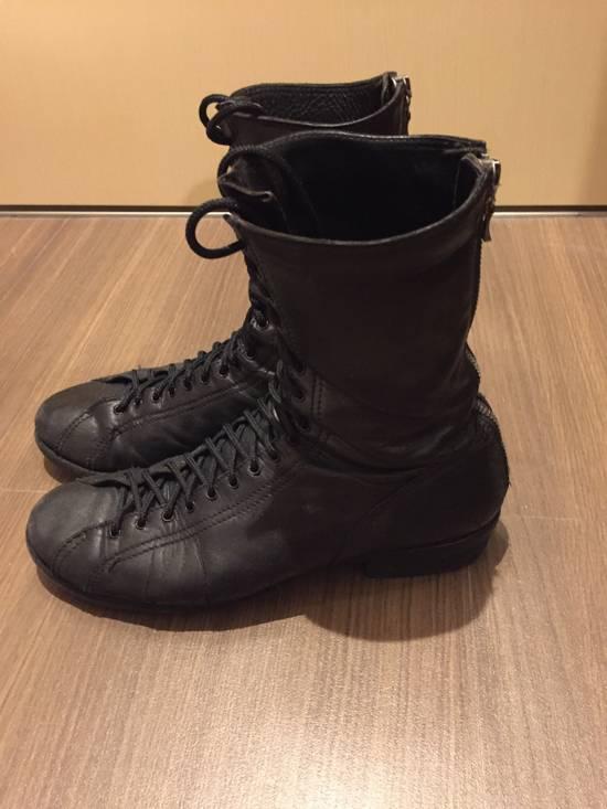 Julius FW07 Backzip Boxing Boots Size US 10 / EU 43 - 2