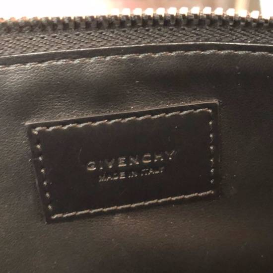 Givenchy Givenchy Leather Pouch Clutch Bag Size ONE SIZE - 4