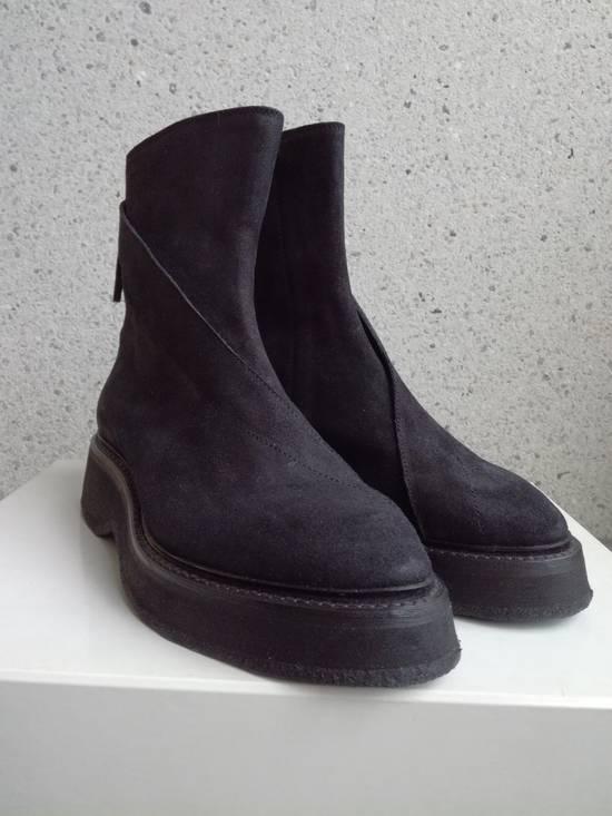 Julius FW16 twisted zip-up boots, NWB Size US 9 / EU 42 - 1