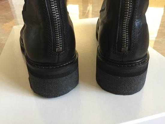 Julius BNWT Artisanal Leather Boots Size US 11 / EU 44 - 5