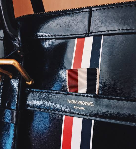 Thom Browne THOM BROWNE Business bag Size ONE SIZE - 4