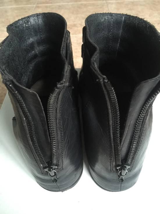 Julius AW 13 platform boots with straps Size US 10 / EU 43 - 2