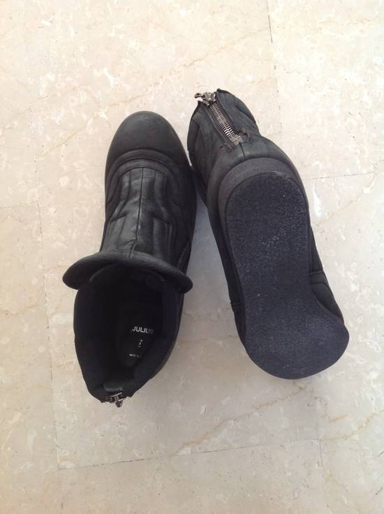Julius High sneaker Size US 8 / EU 41 - 2