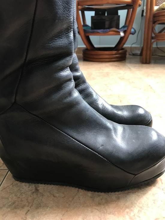 Julius SS15 platform boots Size US 10 / EU 43 - 4