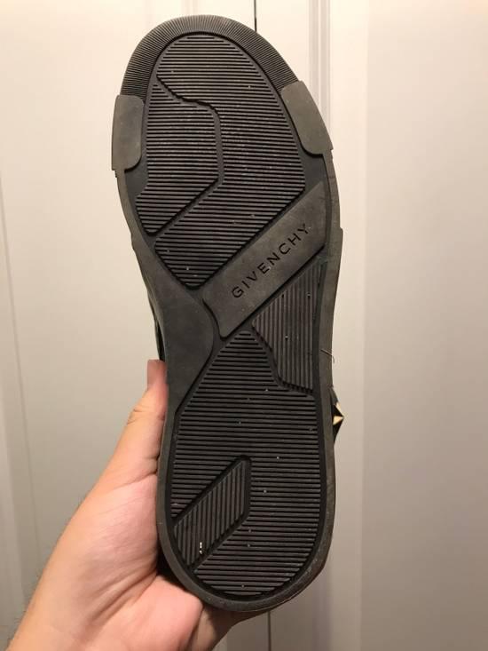 Givenchy Tyson Star Sneaker Black Gold Star Size US 11 / EU 44 - 10