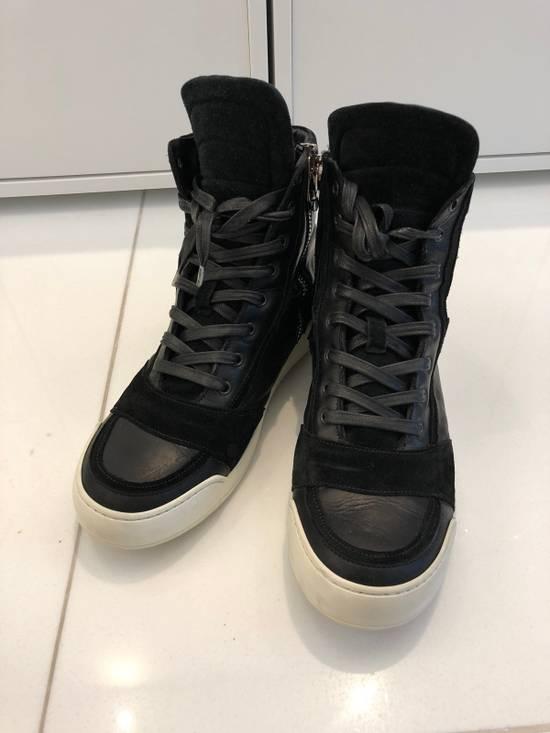 Balmain Balmain Classic High Top Sneakers Size US 10 / EU 43 - 1