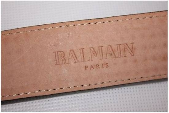 Balmain studded belt Size ONE SIZE - 1