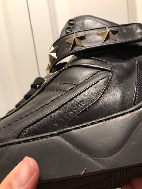 Givenchy Tyson Star Sneaker Black Gold Star Size US 11 / EU 44 - 9