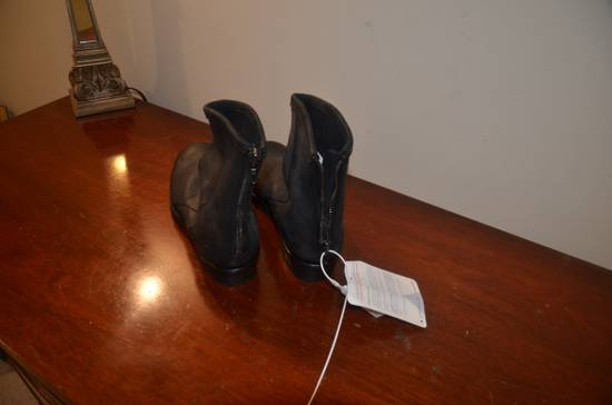 Julius Engineer Boot. Back-zip. Vibram Sole. Brand new. Size US 9 / EU 42 - 3