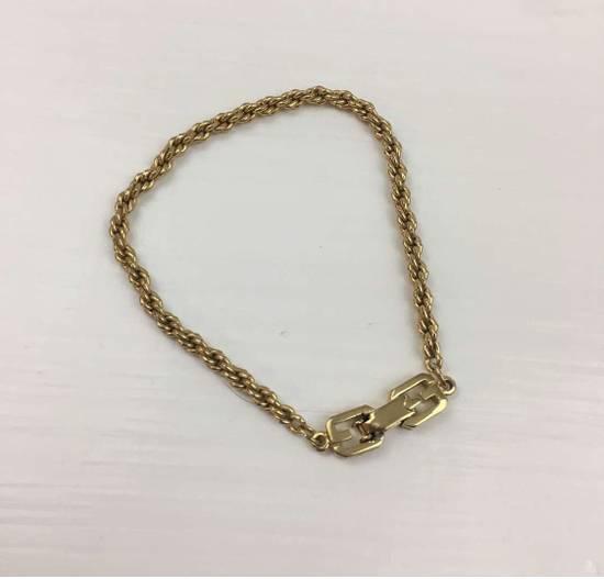 Givenchy Givenchy Gold Bracelet Size ONE SIZE - 1