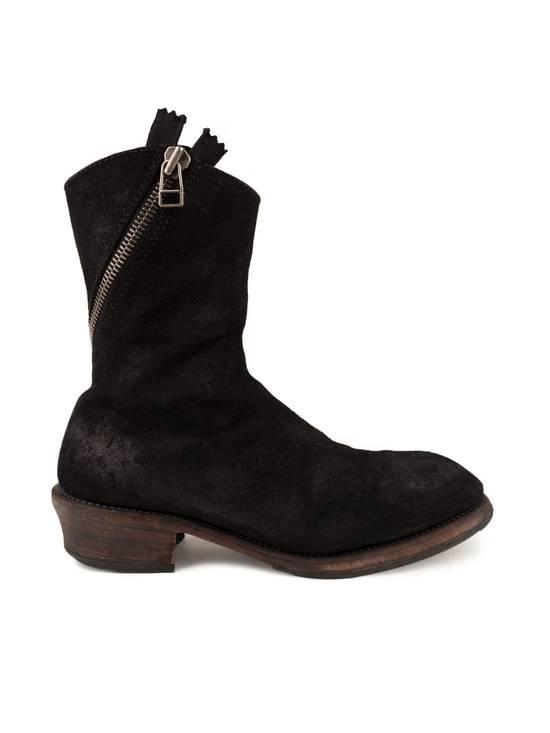 Julius Spiral Zip Boots Size US 9 / EU 42