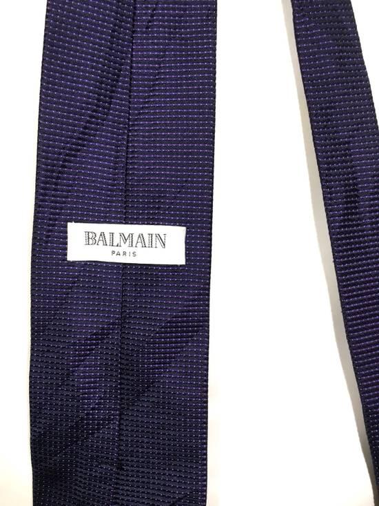 Balmain Genuine BALMAIN Paris Tie Size ONE SIZE