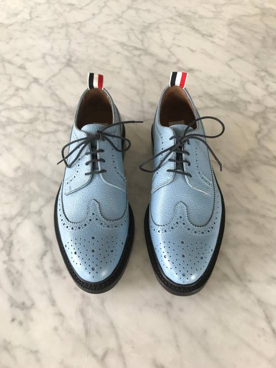 Thom Browne Brand New $1600 Thom Browne Oxford Classic Iconic Baby Blue Casual Chic Size US 8 / EU 41