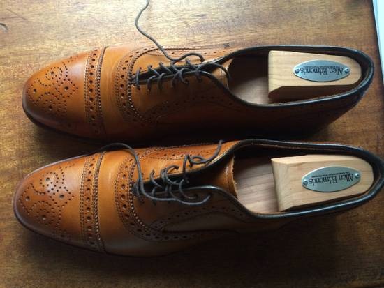Allen Edmonds Walnut Strand Firsts Size US 8.5 / EU 41-42