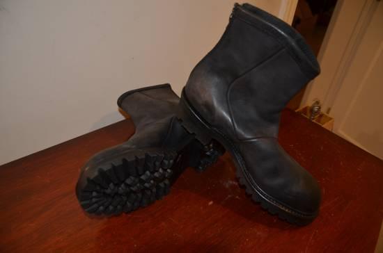 Julius Engineer Boot. Back-zip. Vibram Sole. Brand new. Size US 9 / EU 42