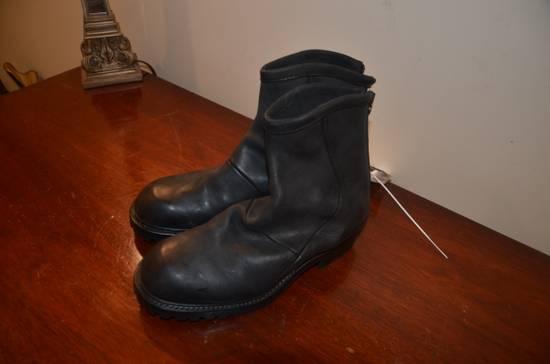 Julius Engineer Boot. Back-zip. Vibram Sole. Brand new. Size US 9 / EU 42 - 2