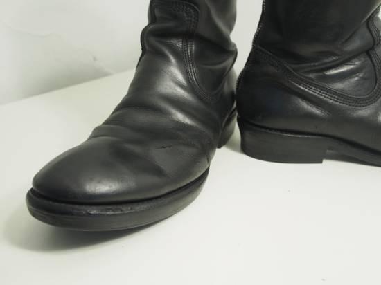 Julius Backzip Engineer Boots Size 3 Size US 10 / EU 43 - 3