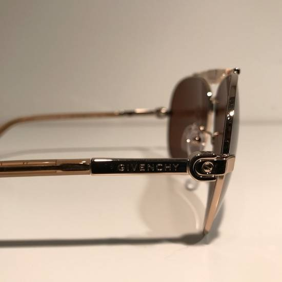 Givenchy Givenchy Gold Aviator Sunglasses Size ONE SIZE - 2