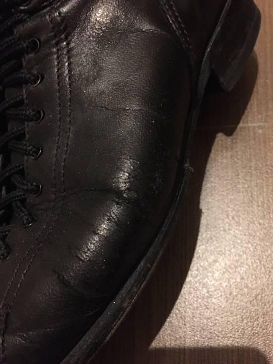Julius FW07 Backzip Boxing Boots Size US 10 / EU 43 - 6