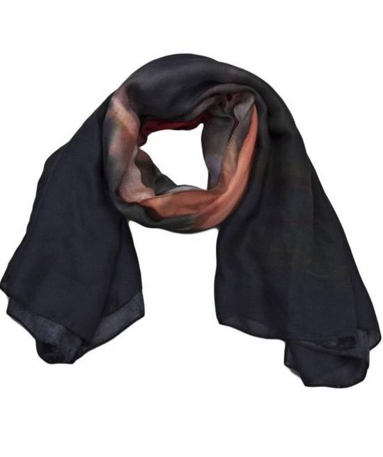 Givenchy rottweller unisex scarf silk cashmere Size ONE SIZE - 2