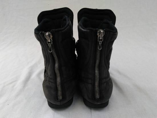 Julius Backzip Velcro Strap Leather Boots f/w11 Halo Size US 9 / EU 42 - 5