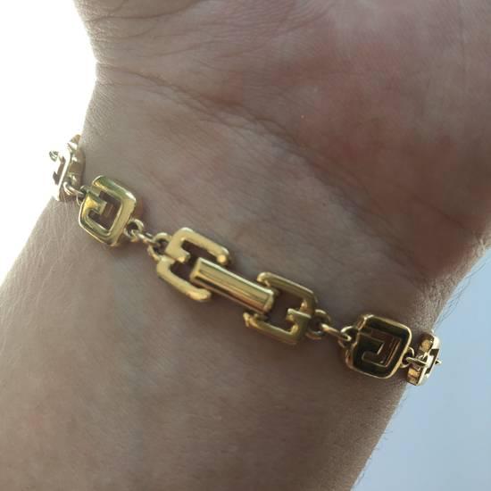 Givenchy Givenchy Gold Bracelet • G Logo Wrist Band Size ONE SIZE - 3