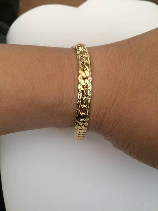 Jw Golden Snake Chain bracelet Size ONE SIZE - 2