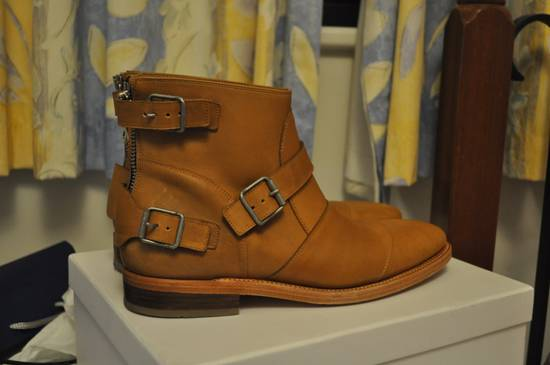 Balmain Buckle Boots Size US 9 / EU 42 - 5