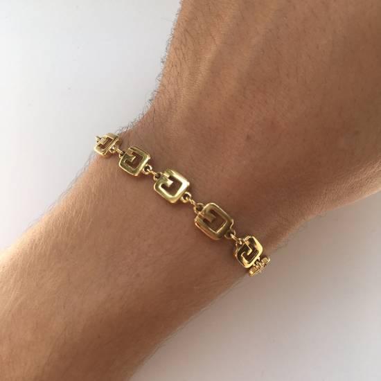 Givenchy Givenchy Gold Bracelet • G Logo Wrist Band Size ONE SIZE - 1