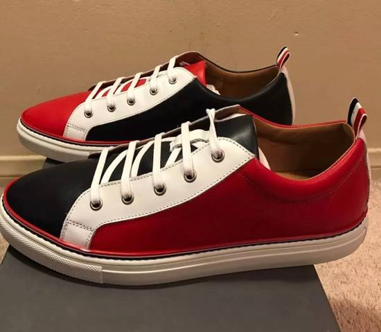 Thom Browne Tricolor Leather Sneaker (brand New) Size US 9.5 / EU 42-43 - 2