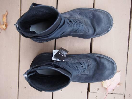 Julius Nubuck Combat boot size 4 Size US 13 / EU 46 - 5