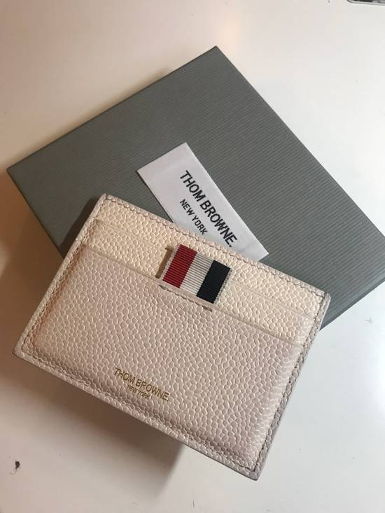 Thom Browne Card Holder Size ONE SIZE