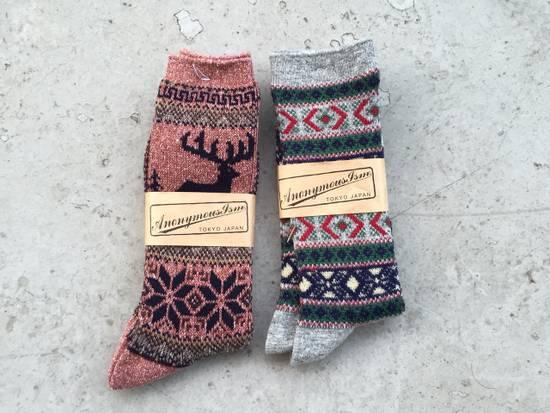 Anonymous Ism Fair Isle Socks Size one size - Socks & Underwear ...