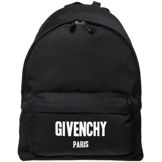 Givenchy Givenchy Printed Backpack Size ONE SIZE