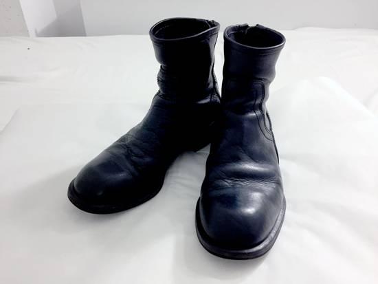 Julius JULIUS 12-13F/W [Resonance;] Engineered Backzip Boots Size US 8.5 / EU 41-42