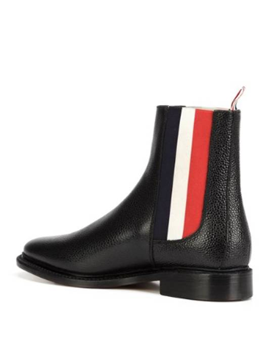 Thom Browne Tricolor Panel Chelsea Boots Size US 9 / EU 42 - 1