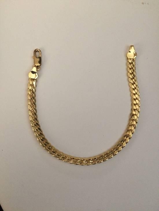 Jw Golden Snake Chain bracelet Size ONE SIZE