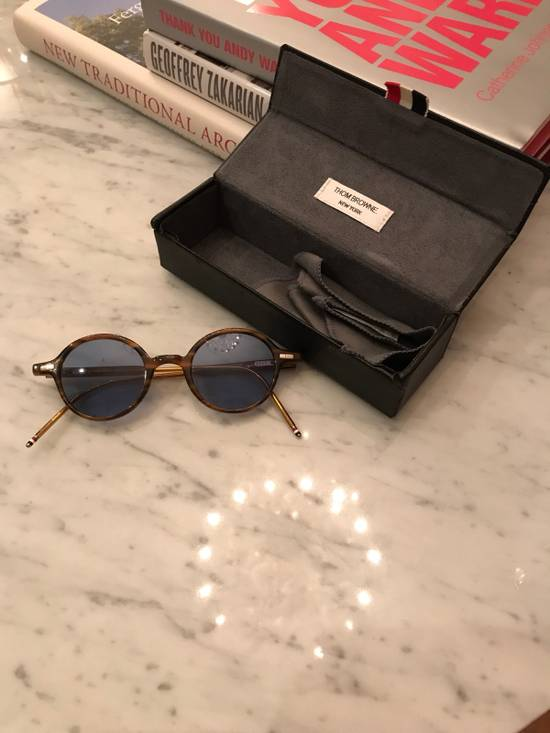 Thom Browne 2017 Sunglasses Size ONE SIZE