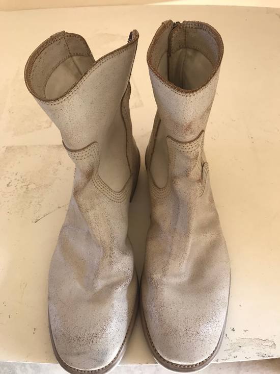 Julius SS11 cracked leather engineer boots Size US 11 / EU 44