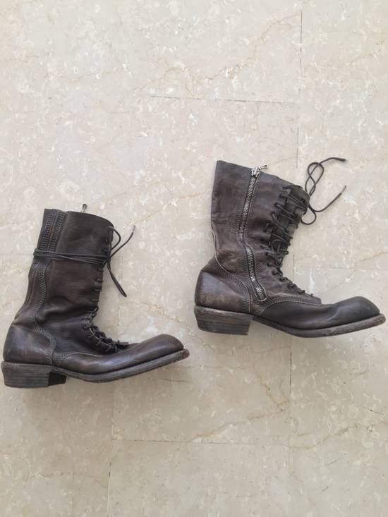 Julius Combat Boots Size US 7.5 / EU 40-41 - 1