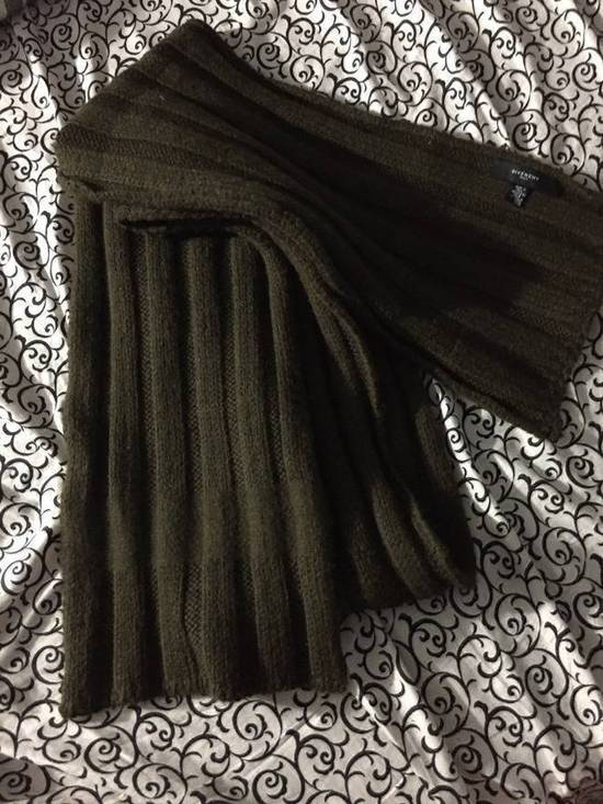 Givenchy 2010 Runway Pleated Scarf Size ONE SIZE - 2